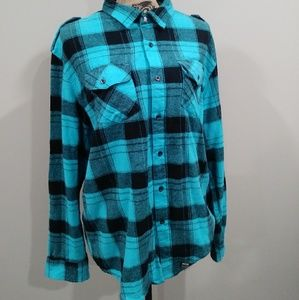 (CURRENT) Mechanical outfitter series Flannel.